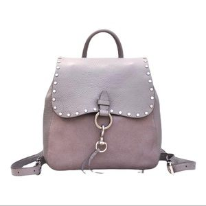 Rebecca Minkoff Leather Keith Convertible Backpack